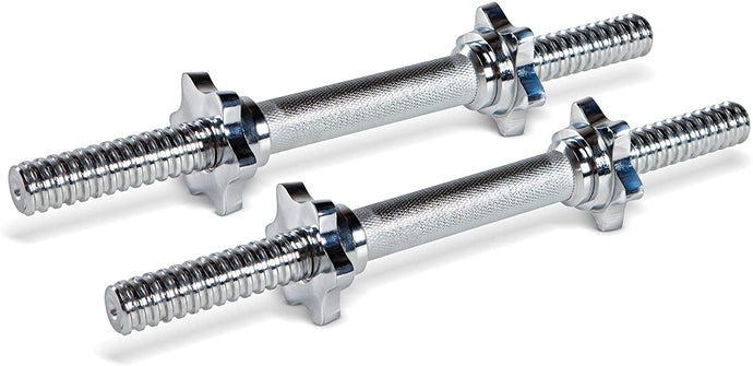 MARCY THREADED DUMBBELL HANDLES MARCY TDH-14.1