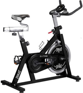 Cycling Trainer. Heavy-Duty Frame Everlast EV768 Indoor Cycling Trainer