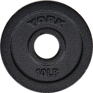 YORK 2″ Cast Iron Olympic Weight Plates