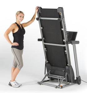( back orders only )3G FITNESS 80i Fold Flat Treadmill