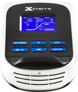 Xterra UB150 Magnetic Upright Exercise Bike