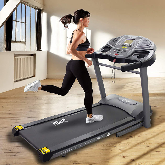 EVERLAST EV651 Folding Treadmill