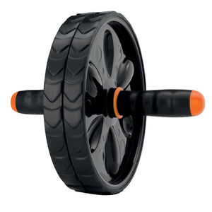 IRON BODY Double Ab Wheel