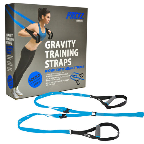 PRCTZ Gravity Training Straps