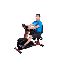 Load image into Gallery viewer, BEST FITNESS RECUMBENT BIKE BFRB1
