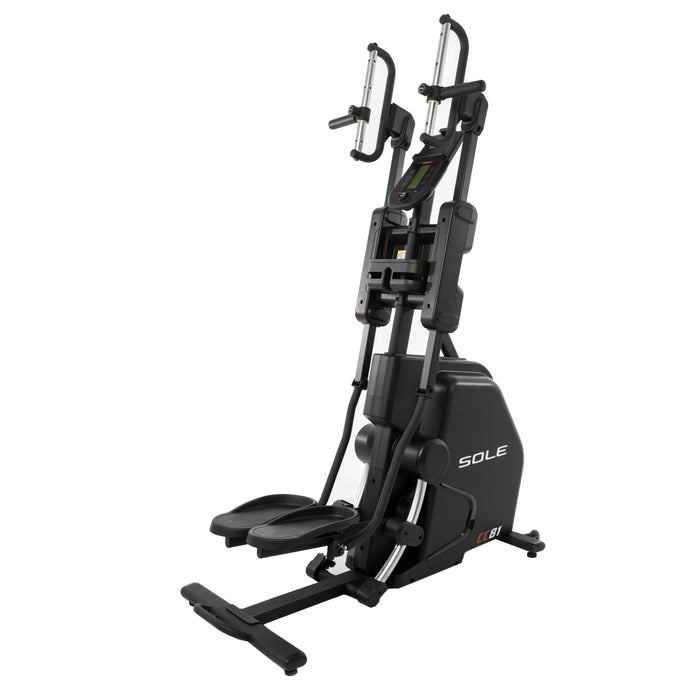 PRE-SALE ( NEW FOR AUG-2020 ) Sole CC81 Cardio Climber