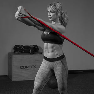 COREFX Advanced Toner Resistance Bands
