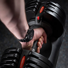 Load image into Gallery viewer, CoreFX Adjustable Dumbbells  5 to 70 lbs ( SOLD AS PAIR )