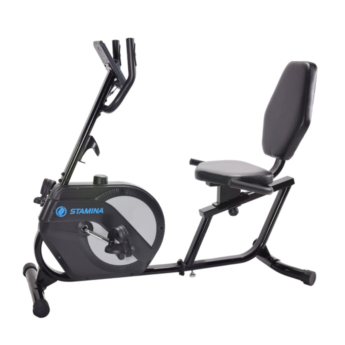 STAMINA RECUMBENT EXERCISE BIKE 1346