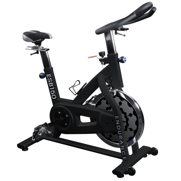 ( PRE-SALE  IN STOCK JUNE 10) ENDURANCE INDOOR SPIN EXERCISE BIKE ESB150