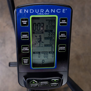 (PRE-SALE ( IN STOCK JULY 20TH ) ENDURANCE FAN BIKE (BLACK) FB300B