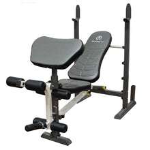 Load image into Gallery viewer, MARCY Folding Standard Weight Bench | Marcy MWB-20100