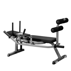 BODY SOLID HORIZONTAL AB CRUNCH MACHINE