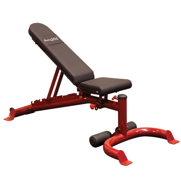 BODY-SOLID FLAT INCLINE DECLINE BENCH GFID100