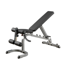 Load image into Gallery viewer, Body Solid GFID31 Flat Incline Decline Bench