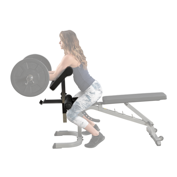 BODY SOLID PREACHER CURL STATION GPCA1