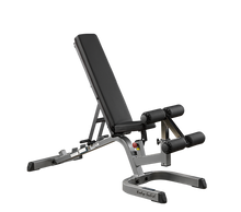 Load image into Gallery viewer, BODY-SOLID HEAVY DUTY FLAT INCLINE DECLINE BENCH GFID71