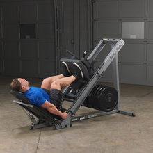 Load image into Gallery viewer, Body-Solid Leg Press & Hack Squat