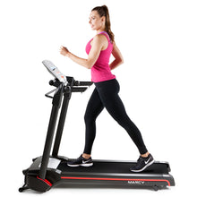 Load image into Gallery viewer, Marcy Easy Folding Motorized Treadmill | JX-651BW