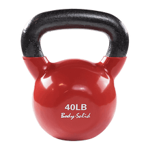 Load image into Gallery viewer, BODY SOLID Vinyl Dipped Kettlebells