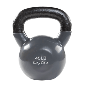 BODY SOLID Vinyl Dipped Kettlebells