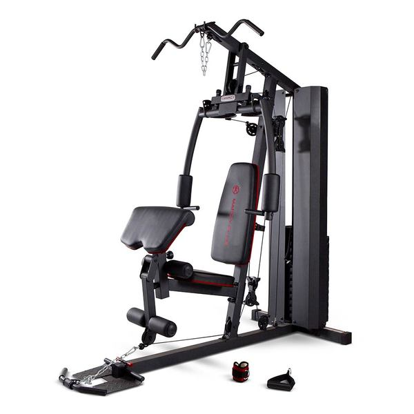 MARCY CLUB 200 LB HOME GYM | MKM-81010
