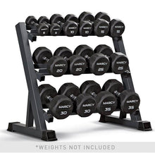 Load image into Gallery viewer, MARCY 3 TIER DUMBBELL RACK