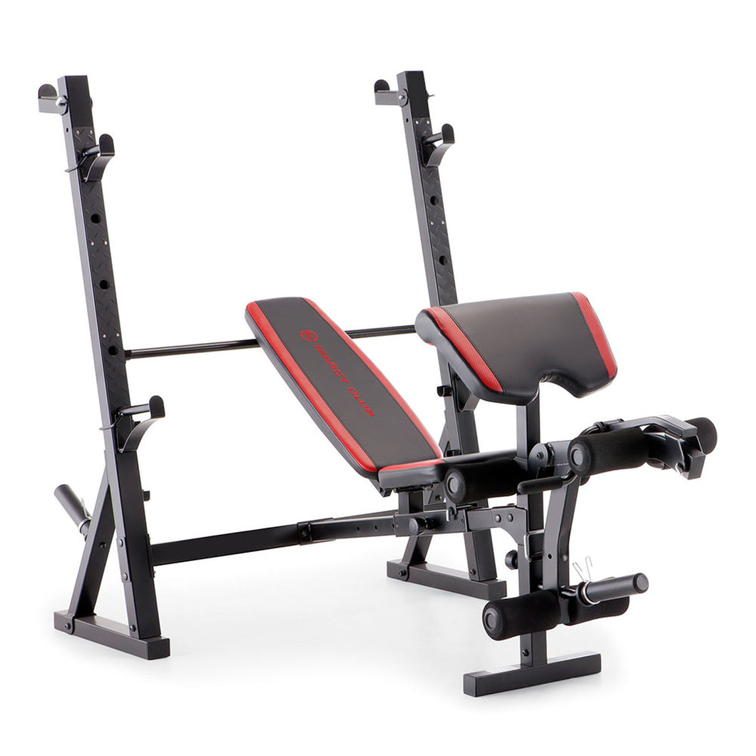 Marcy Deluxe Olympic Weight Lifting Bench | MKB-957
