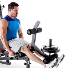 Load image into Gallery viewer, Marcy Deluxe Olympic Weight Lifting Bench | MKB-957