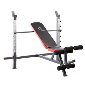 Marcy Multi-Position Olympic Bench | MWB-5146