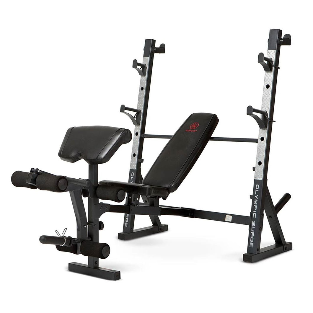 Marcy Olympic Weight Bench MD-857