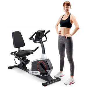 Marcy ME-706 Regenerating Magnetic Recumbent Bike