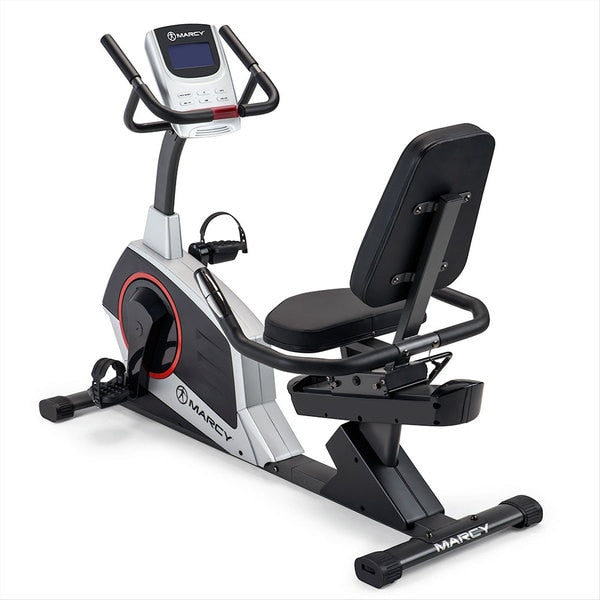 REGENERATING MAGNETIC RECUMBENT BIKE ME-706 BY MARCY