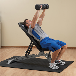 BODY SOLID PRO CLUBLINE ADJUSTABLE BENCH