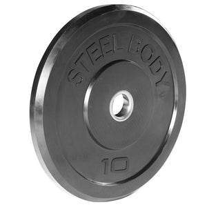 SteelBody Olympic Bumper Plate