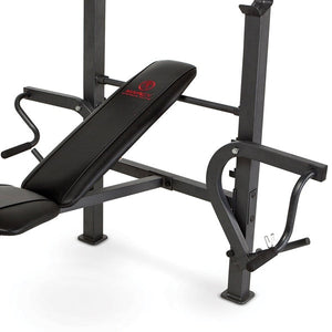STANDARD WEIGHT BENCH | MARCY DIAMOND ELITE MD-389