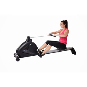 AVARI® PROGRAMMABLE MAGNETIC ROWER ( COLOR WHITE ) A35-701