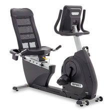 Load image into Gallery viewer, SPIRIT XBR25 Recumbent Bike