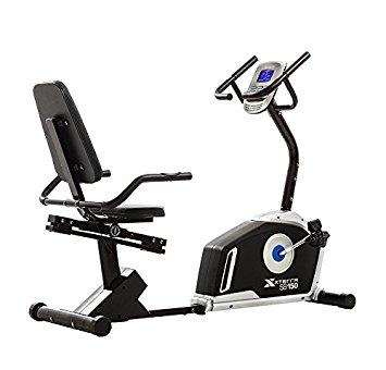 XTERRA SB150 RECUMBENT  BIKE