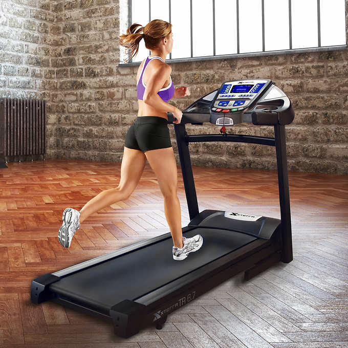 XTERRA TR6.7 FOLDING TREADMILL