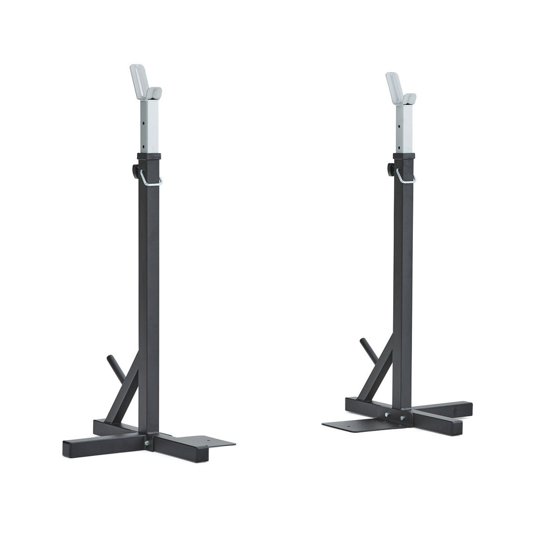 York 2″ Squat Stands – Black