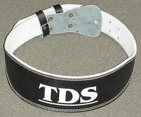4'' Padded Leather Belt-XXL