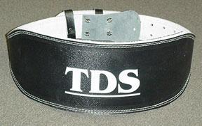 NYB PADDED 6 LEATHER BELT-L