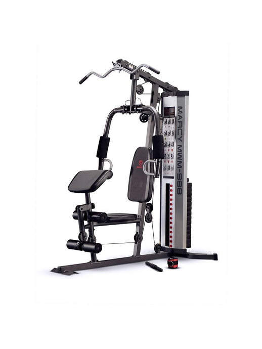 (PRE-SALE IN STOCK JUNE 30TH-JULY 2 ) Marcy Home Gym System MWM-988
