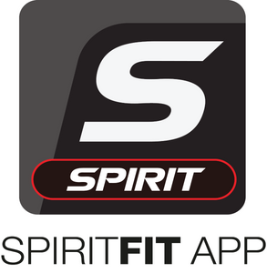 Spirit App SPIRIT FIT APP Track and record your workouts with the free Spirit Fit App.