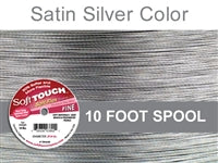 Soft Flex Soft Touch 21 Strand .014 Inch Diameter, 10 Feet Wire, Premium Original. (Sold as - 1 Spool Per Pack)
