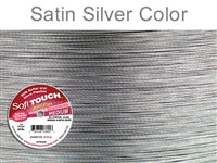 Soft Flex Soft Touch 49 Strand .019 Inch Diameter, 30 Feet Wire, Premium Original. (Sold as - 1 Spool Per Pack)