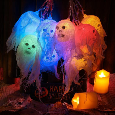 🎃Skeleton Halloween Light Decorations 🎃