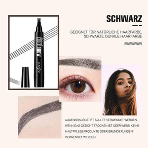 4 points eyebrow pencil