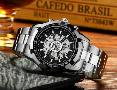 2020 business automatic mechanical watch